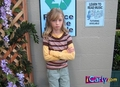 Young Sam pouting after she got detention - samantha-puckett photo