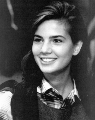 Young Terry Farrell