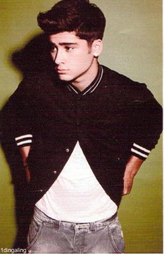 Zayn in 'Heat Magazine' photoshoot!
