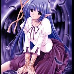 anime elf girlie
