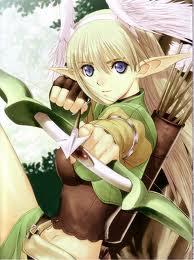 anime huntress