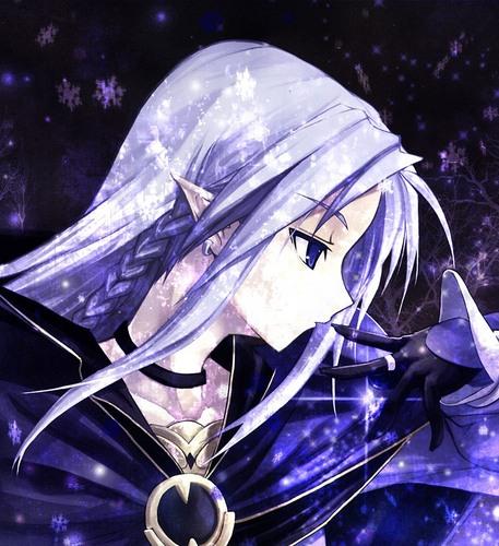 anime priestest
