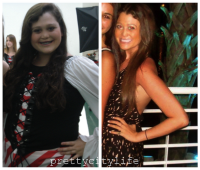 before and after - healthy weight loss Photo (25159956) - Fanpop fanclubs
