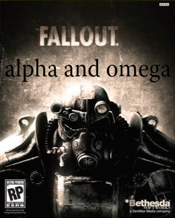 fallout alpha and omega Logo