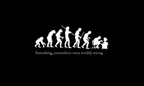 human race.......