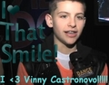 i love that smile - vinny-castronovo photo