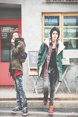 kfashion (park tae jun+ park hyung seok)