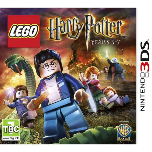 lego Harry Potter Years 5 to 7