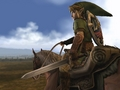 link on epona - link photo