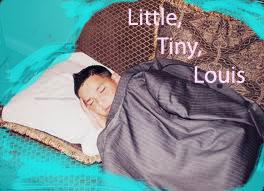 little tiny louis