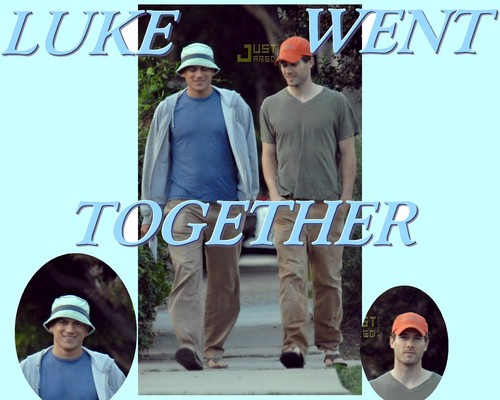 luke and wentworth together