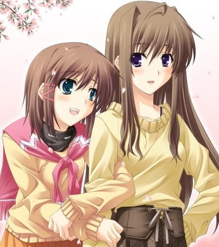 me and lorena ^^