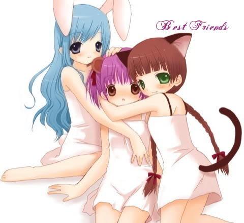 me lorena and maria^^
