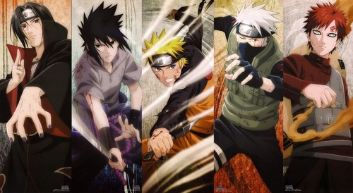 Naruto - Shippuden wallpaper containing Anime called Naruto shippuden
