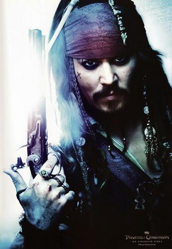 Pirates of the caribbean images new captain jack sparrow potc 4 hd pirates of the caribbean wallpaper called new captain jack sparrow potc 4 altavistaventures Image collections