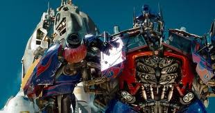 optimus prime nasa 太空 center