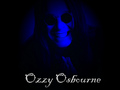 ozzy blue light - ozzy-osbourne wallpaper