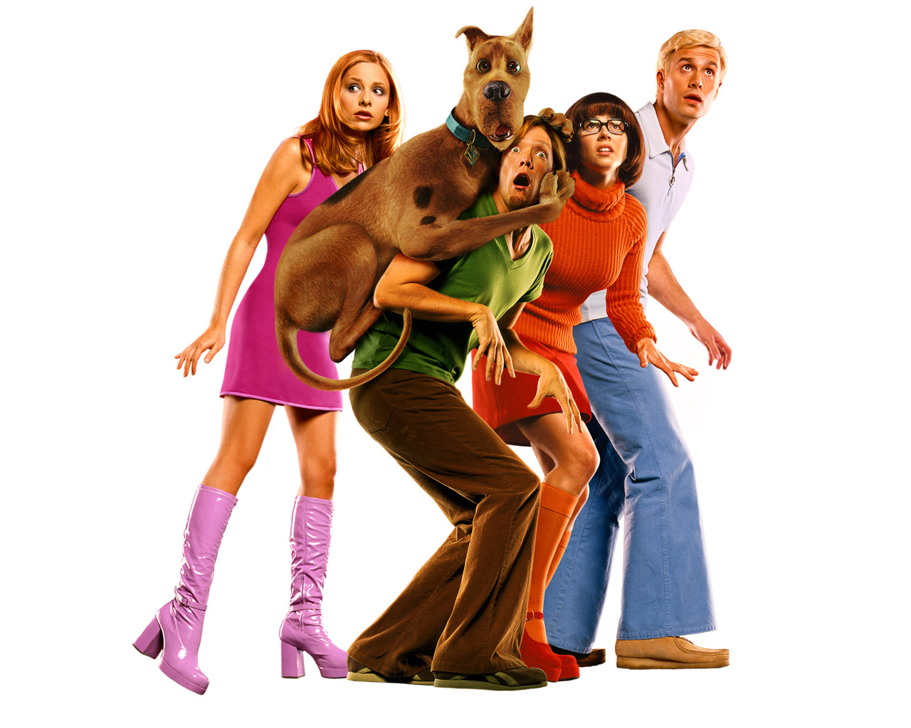 Scooby doo images scooby doo hd wallpaper and background - Scoubidou film ...
