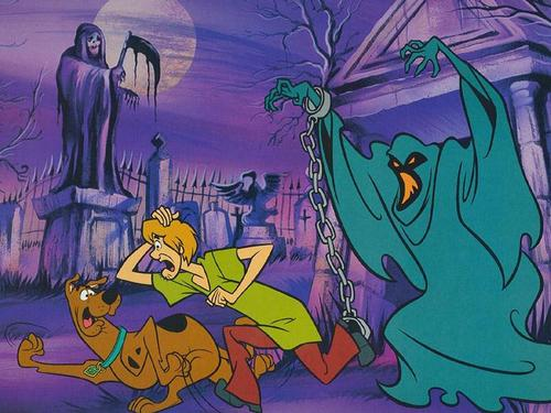 Scooby-Doo wallpaper containing anime titled scooby doo
