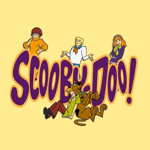 Scooby-Doo wallpaper possibly with animê called scooby doo