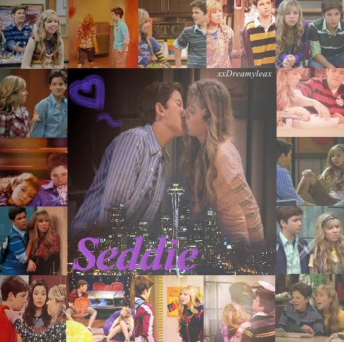 Sam and Freddie wallpaper called seddie
