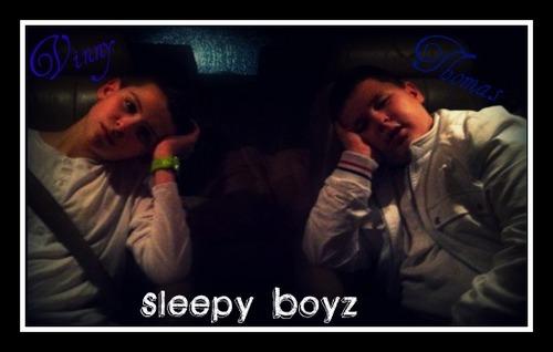 sleepy boyz