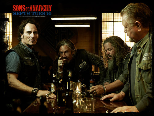 Sons Of Anarchy wallpaper containing a brasserie and a bistro titled Sons Of Anarchy