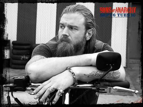 Opie Winston - sons-of-anarchy Wallpaper