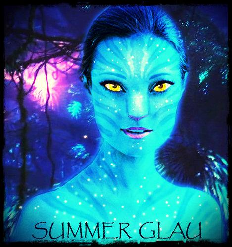 summer glau অবতার
