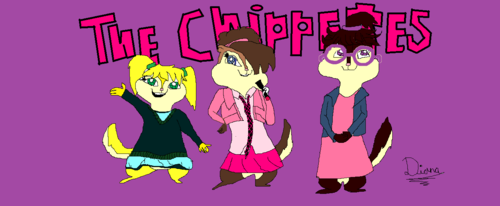 the chippets 의해 sweetdiana