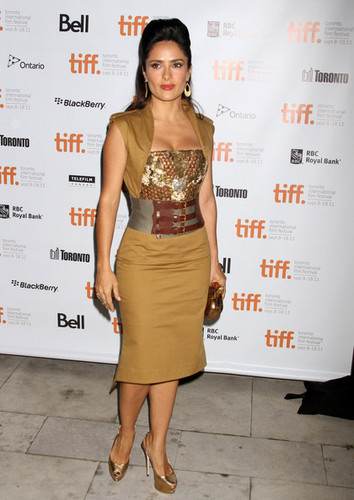 'Americano' 36th Toronto Film Festival Premiere [September 10, 2011]