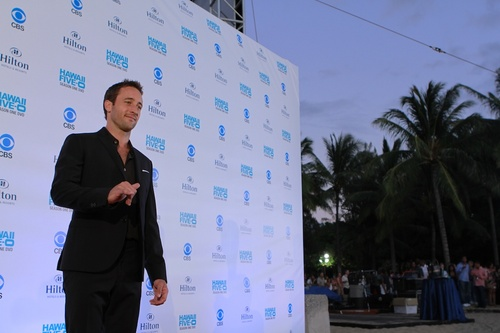 "Alex O'Loughlin wallpaper with a business suit, a well dressed person, and a suit called ""Hawaii Five-0"" Season 2 Premiere"