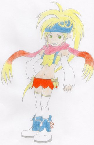 ★ Kingdom Hearts 2 Rikku ★
