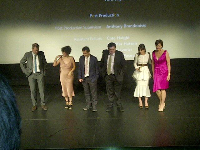 'The Oranges' 36th Toronto Film Festival Premiere [September 9, 2011]