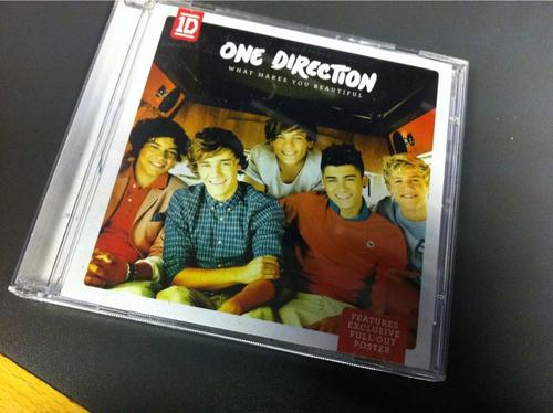 'WMYB' CD! ♥