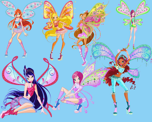◙◙◙...Winx Club reloaded da dj...◙◙◙