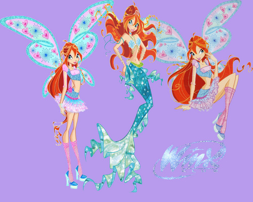 ◙◙◙...Winx Club reloaded by dj...◙◙◙ - the-winx-club Wallpaper