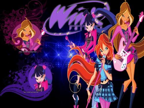 ◙◙◙...Winx Club reloaded द्वारा dj...◙◙◙