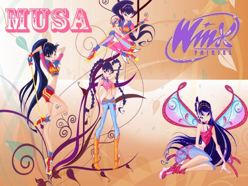 ◙◙◙...Winx Club reloaded سے طرف کی dj...◙◙◙