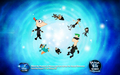 5 demensions - phineas-and-ferb wallpaper