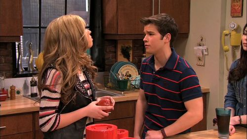 from Kamron icarly dating a bad boy