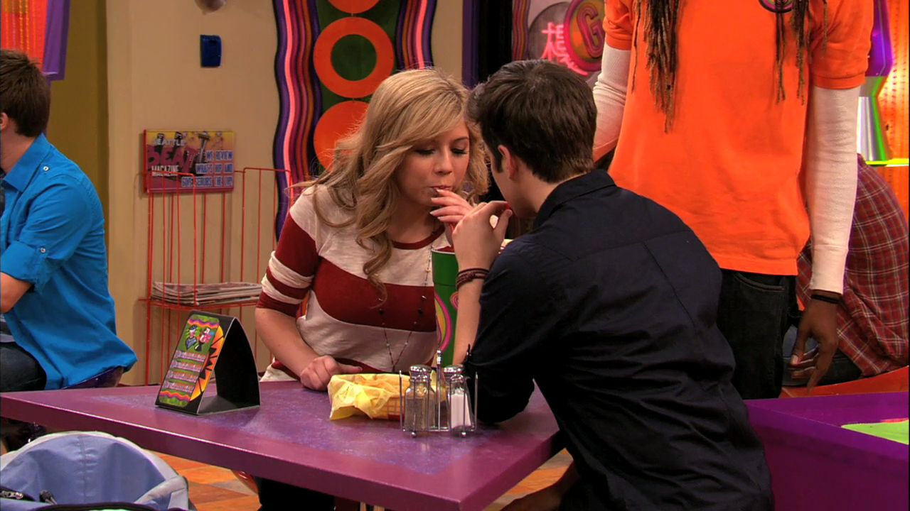 icarly naked sucking a dick
