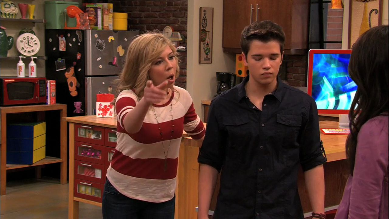 What happened to sam and freddie hookup on icarly