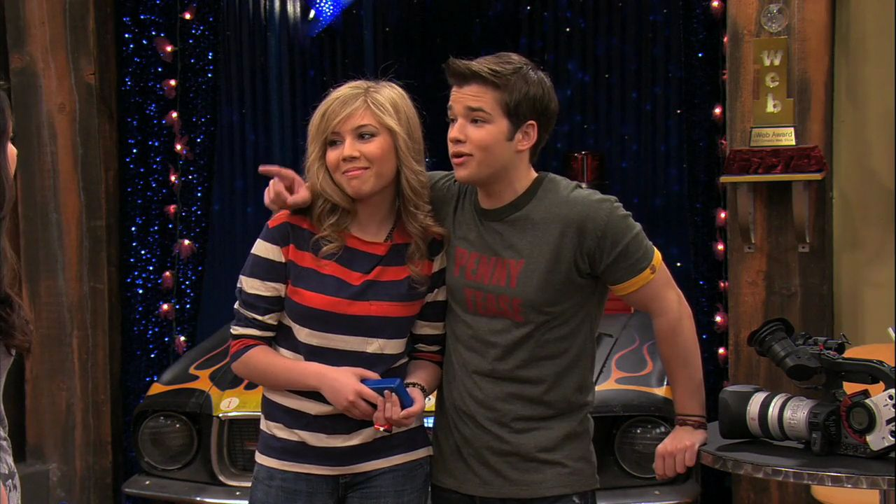 Icarly sam dating