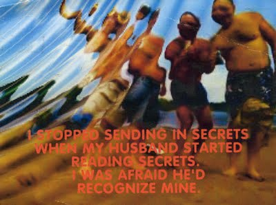 PostSecret wallpaper titled 9/10/2011 - Sunday Secrets...