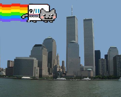 9/11 memorial nyan cat