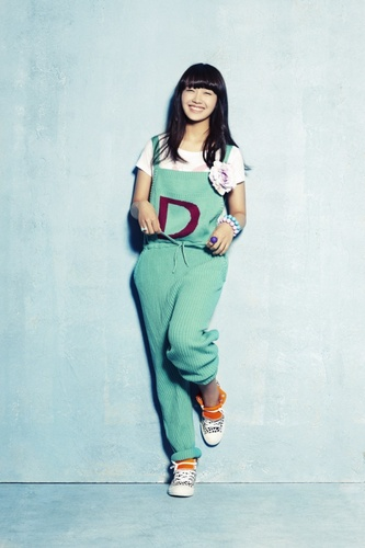 Korea Girls Group A Pink wallpaper possibly containing an outerwear and a well dressed person titled A PINK EunJi