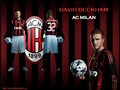 AC Milan David Beckham - david-beckham wallpaper