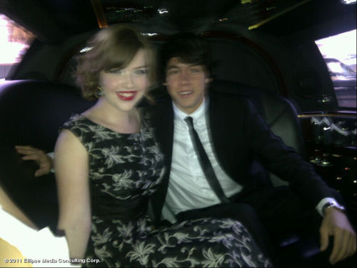 Munro Chambers wallpaper possibly with a limousine, an automobile, and a business suit titled Aislinn and Munro