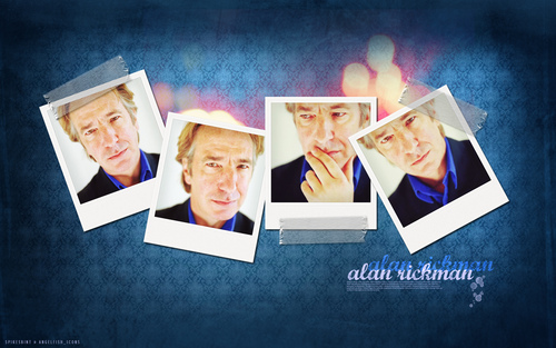 Alan wallpaper